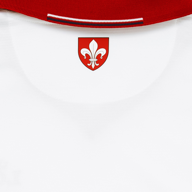 nouveau maillot LOSC blanc New balance football