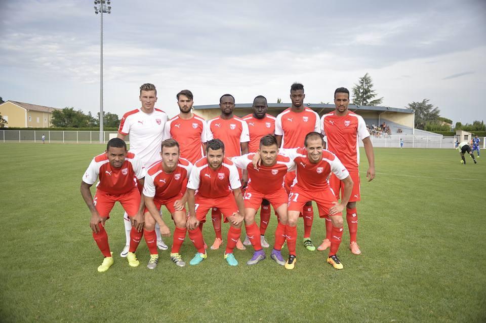nouveau maillot Nîmes Olympique Puma ligue 2 2016 2017