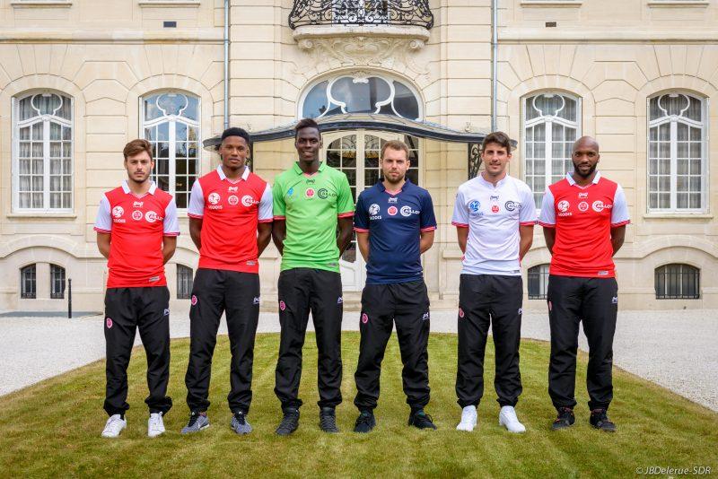 nouveaux maillots Stade de Reims 2016 2017 Hungaria football