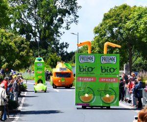 Un sponsor du Tour de France organise un mariage sur le podium protocolaire