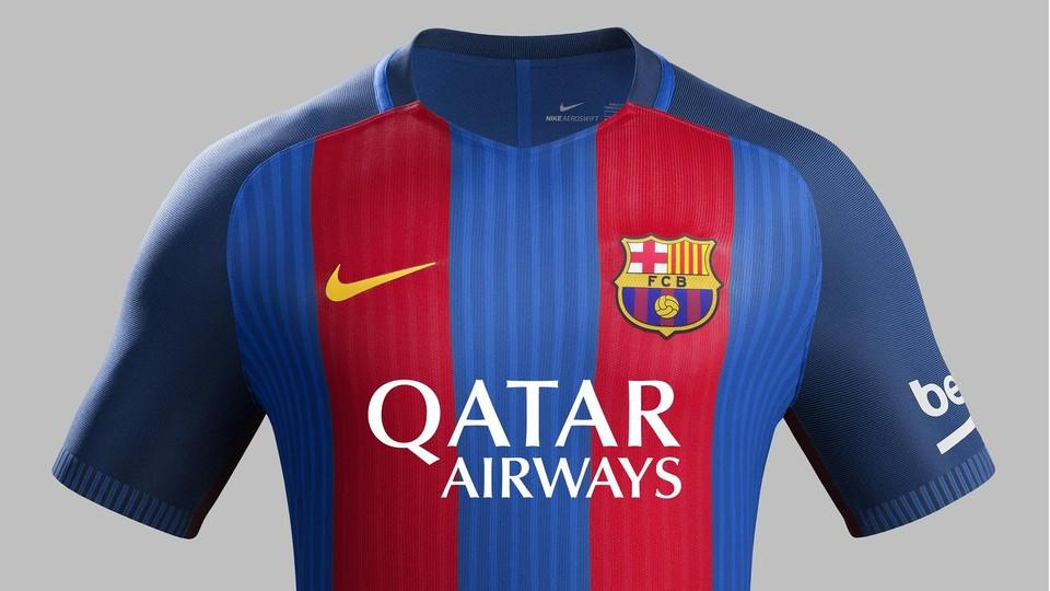 Qatar Airways prolonge avec le Barça