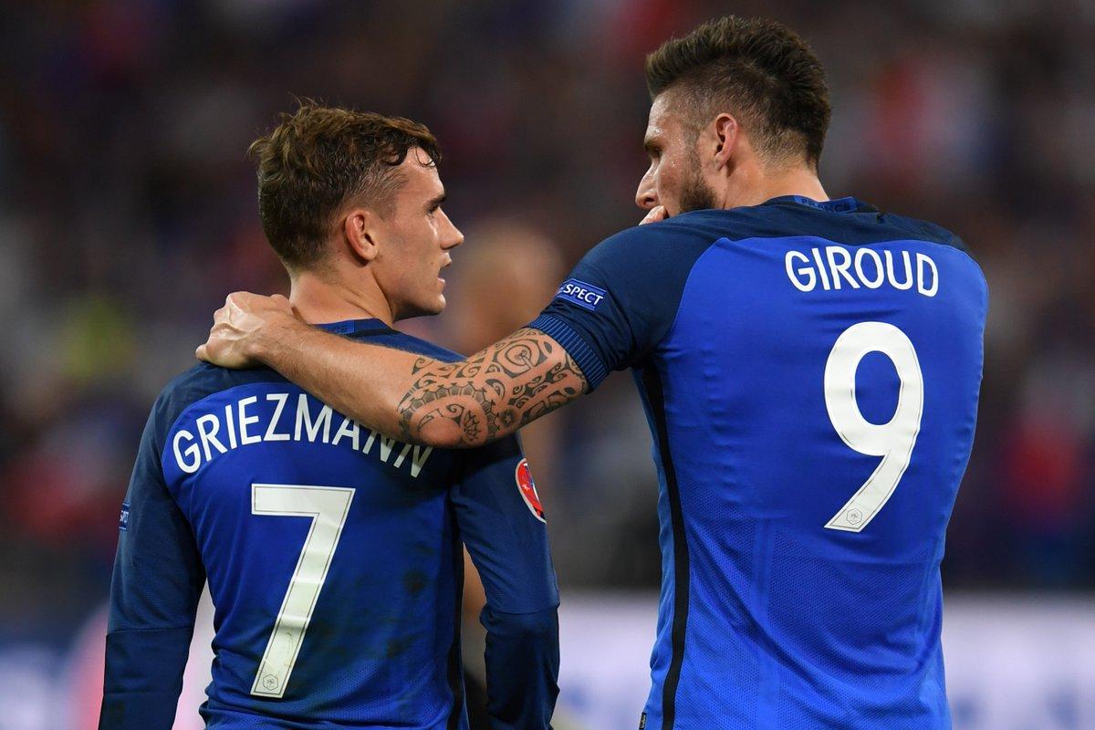 twitter euro 2016 bleus