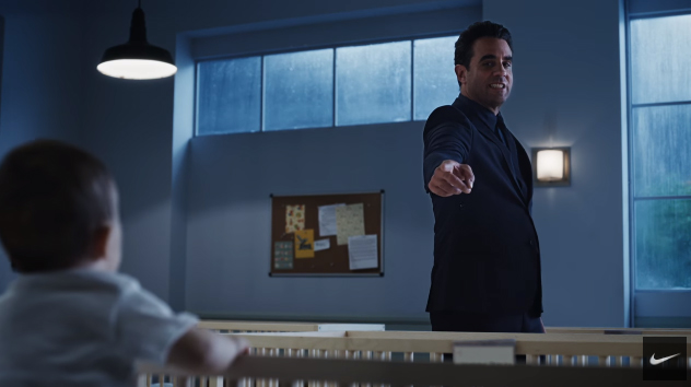 unlimited future nike rio 2016 commercial babies Bobby Cannavale