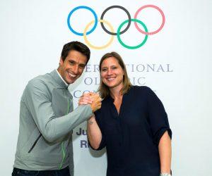 CIO – Angela Ruggiero à la présidence de la commission des athlètes, Tony Estanguet vice-président