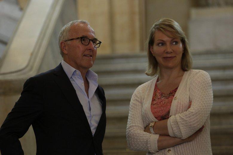 Frank McCourt et Margarita Louis-Dreyfus OM vente la provence
