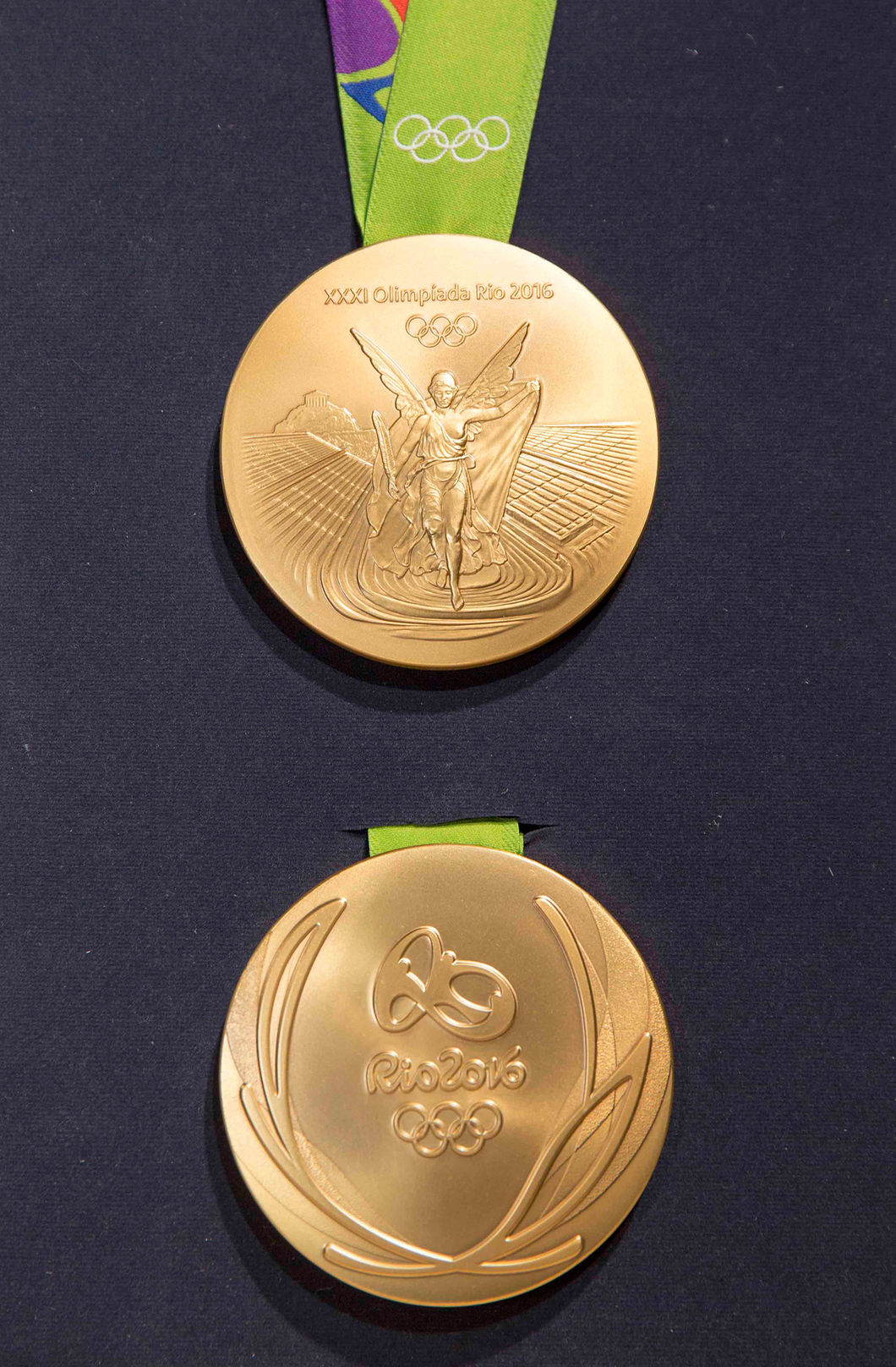 Médaille d'Or Jeux Olympiques de Rio 2016