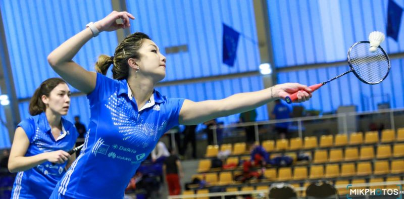 kate foo kune badminton Jeux olympiques Rio 2016 maurice