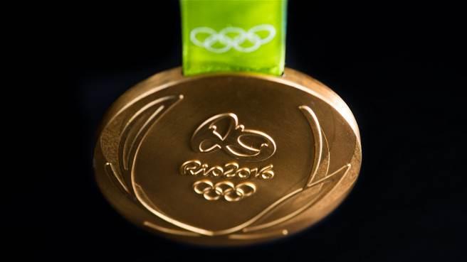 rio 2016 médaille d'or