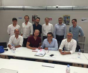 La LFP renouvelle son partenariat avec l'incubateur «Le Tremplin»