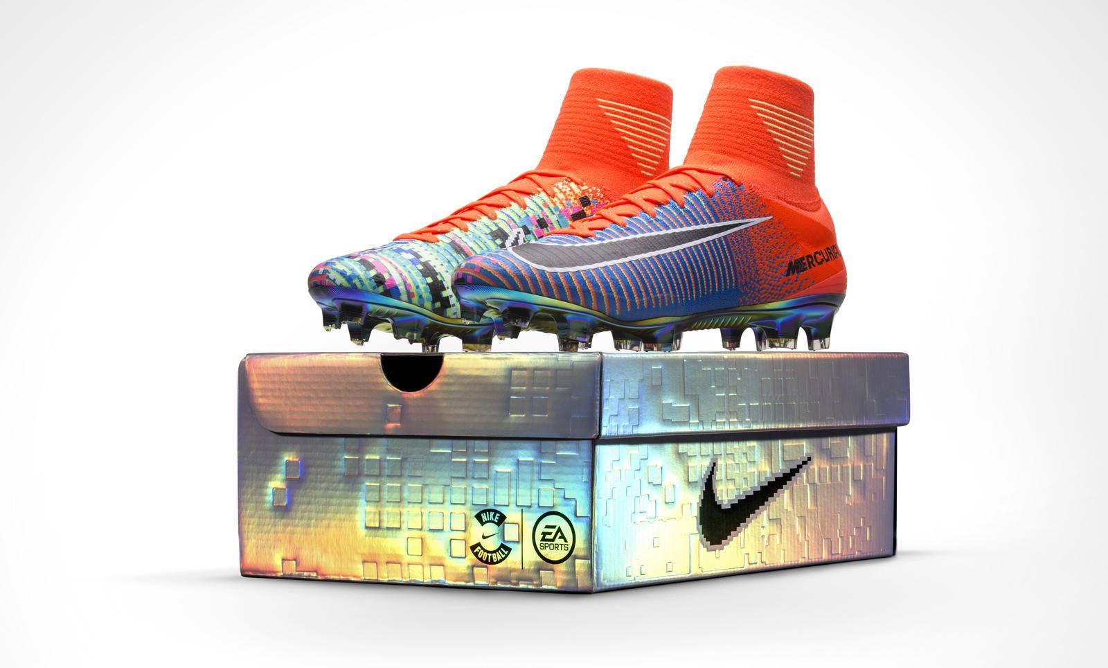 be4dcdc1202a Nike présente une Mercurial co-brandée EA SPORTS en vente à 350 ...