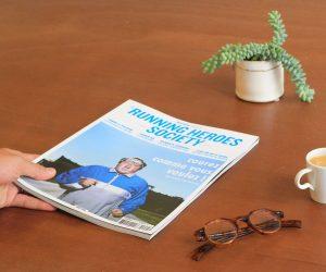 The Running Heroes Society : La stratégie et les objectifs du nouveau magazine de Running Heroes et So Press