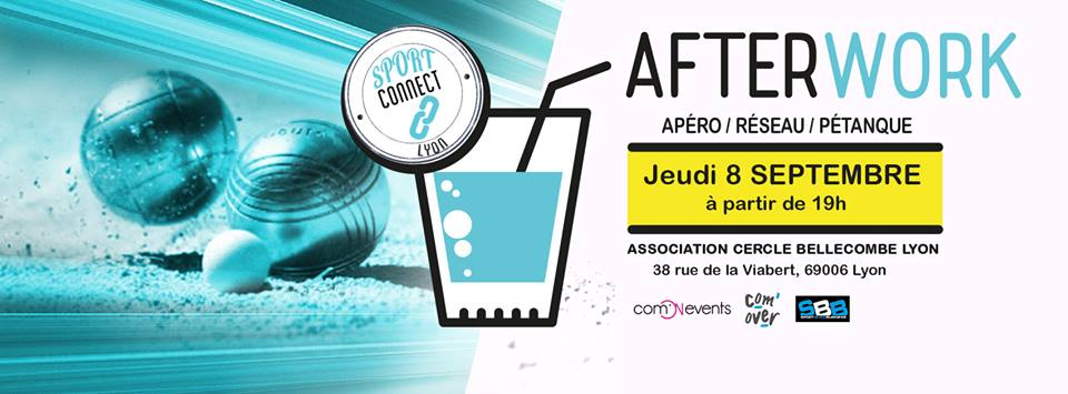 afterwork sport connect lyon sport business