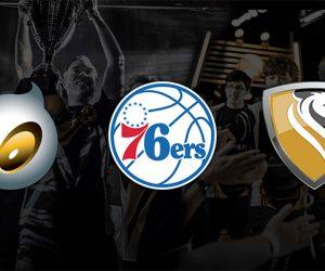 Les Philadelphie Sixers achètent deux équipes de eSport