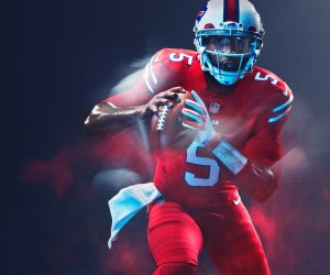 Nike présente les 32 maillots NFL « Color Rush » pour le Thursday Night Football