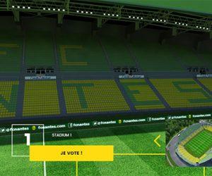 Le FC Nantes invite ses Fans à «Pimper» le stade de la Beaujoire