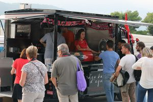 On a parlé food trucks avec Samuel Guillardeau, Stadium Manager de l'OGC Nice