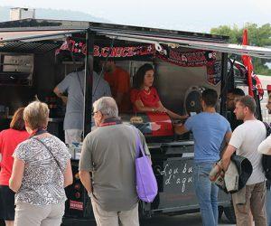 On a parlé food trucks avec Samuel Guillardeau, Stadium Manager de l'OGC Nice