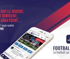 L'UNFP lance son application «Footballeur Pro» avec une partie réservée aux joueurs professionnels