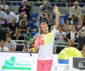 Tennis – 82 450 euros pour Lucas Pouille à Metz