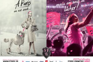 stade français paris campagne communication 2016