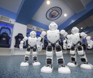 Ubtech «Robot Officiel» de Manchester City