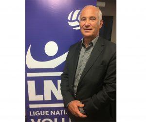 Alain Griguer nouveau président de la Ligue Nationale de Volley-ball