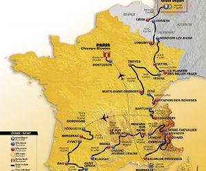 Le Tour de France 2017 se dévoile !
