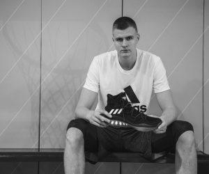 (Officiel) Kristaps Porzingis rejoint adidas