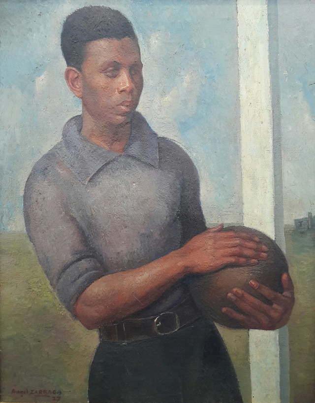 le-jeune-footballeur-tableau-musee