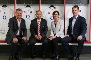 Rugby – O2 prolonge avec le XV de la Rose jusqu'en 2021