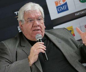 Paul Goze réelu au poste de Président de la Ligue Nationale de Rugby pour 4 ans de plus
