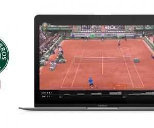 Roland-Garros offre une nouvelle expérience de consommation tennis avec Mojjo