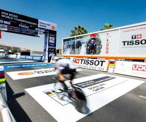 Tissot premier « World Cycling Partner » de l'UCI