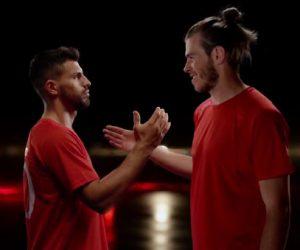UEFA Champions League – Gareth Bale et Sergio Agüero nouveaux ambassadeurs Nissan