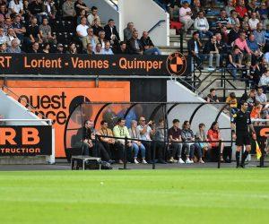 Le FC Lorient enrichit son offre VIP avec une «loge banc de touche» en bord de pelouse