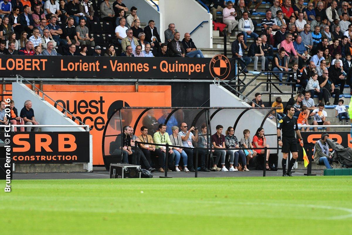 Le Fc Lorient Enrichit Son Offre Vip Avec Une Loge Banc De Touche