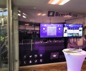 [On a testé] Visite de la #BetclicSuite lors du match TFC – AS Monaco