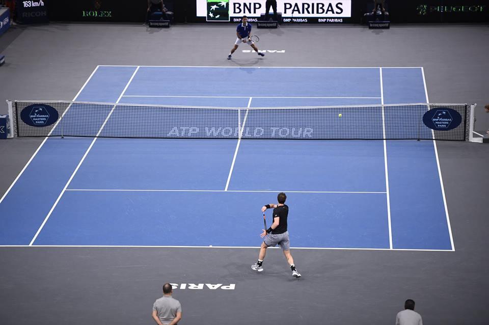 Tennis - Rolex nouveau sponsor titre du Masters 1000 de Paris (Rolex Paris Masters) - SportBuzzBusiness.fr