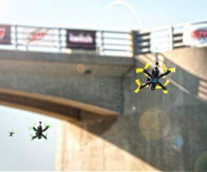 TV – Des courses de drones sur Eurosport