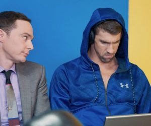 La marque Intel s'offre Michael Phelps et son célèbre regard noir de Rio 2016