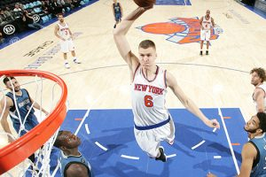 new-york-knicks-minnesota-timberwolves-kristaps-porzingis