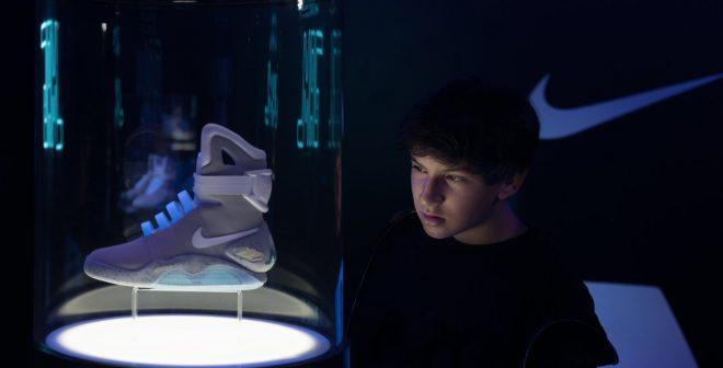6,75 millions de dollars déjà récoltés par la vente des Nike Mag autolaçantes