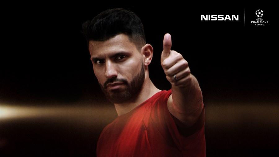 nissan-aguero-champions-league-sponsor