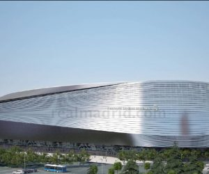 Real Madrid – Le futur stade Bernabeu (et son toit rétractable) va bien voir le jour