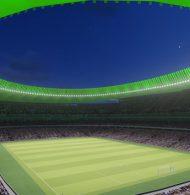 """Comment Philips veut révolutionner la """"Fan Experience"""" avec le nouveau stade de l'Atlético de Madrid"""