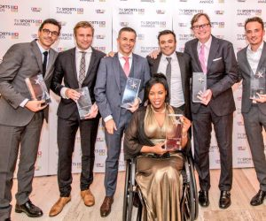 Palmarès des TV Sports Awards 2016
