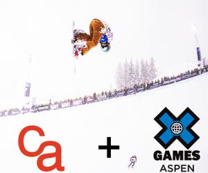 Un concours créatif pour le design de l'affiche des Winter X Games Aspen 2017