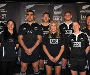 Sponsoring – AIG prolonge avec les All Blacks