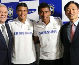 Foot – Samsung 5ème sponsor à quitter la sélection brésilienne