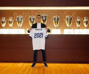 Cristiano Ronaldo au Real Madrid jusqu'en 2021, un salaire brut équivalent au budget du Stade Rennais ?